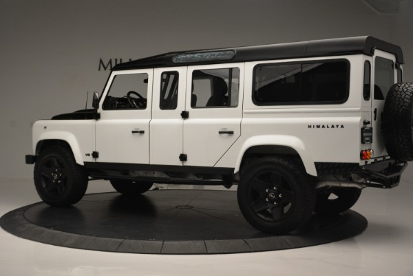 Used 1994 Land Rover Defender 130 Himalaya for sale Sold at Rolls-Royce Motor Cars Greenwich in Greenwich CT 06830 4
