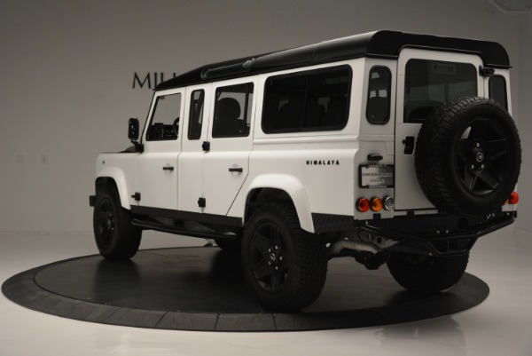 Used 1994 Land Rover Defender 130 Himalaya for sale Sold at Rolls-Royce Motor Cars Greenwich in Greenwich CT 06830 5