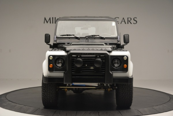 Used 1994 Land Rover Defender 130 Himalaya for sale Sold at Rolls-Royce Motor Cars Greenwich in Greenwich CT 06830 6