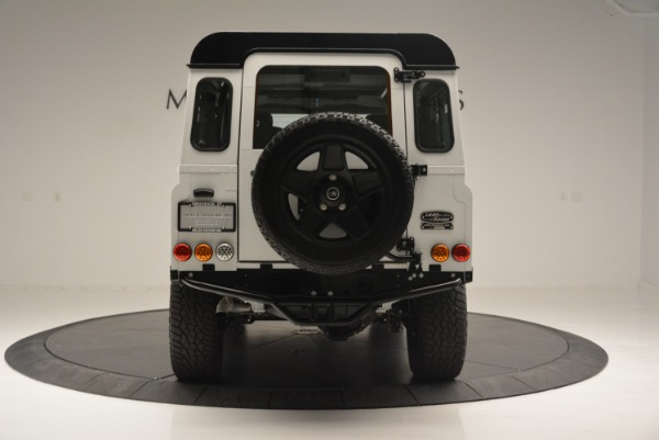 Used 1994 Land Rover Defender 130 Himalaya for sale Sold at Rolls-Royce Motor Cars Greenwich in Greenwich CT 06830 7