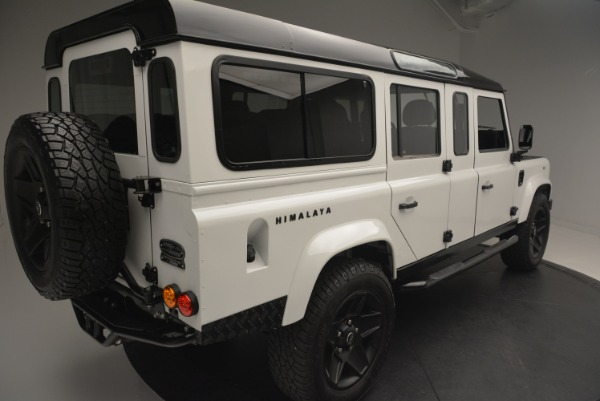 Used 1994 Land Rover Defender 130 Himalaya for sale Sold at Rolls-Royce Motor Cars Greenwich in Greenwich CT 06830 8