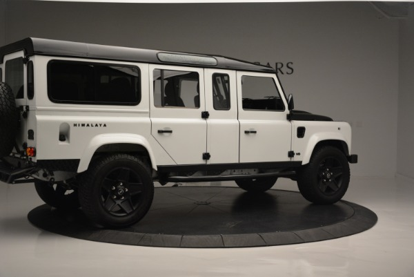 Used 1994 Land Rover Defender 130 Himalaya for sale Sold at Rolls-Royce Motor Cars Greenwich in Greenwich CT 06830 9