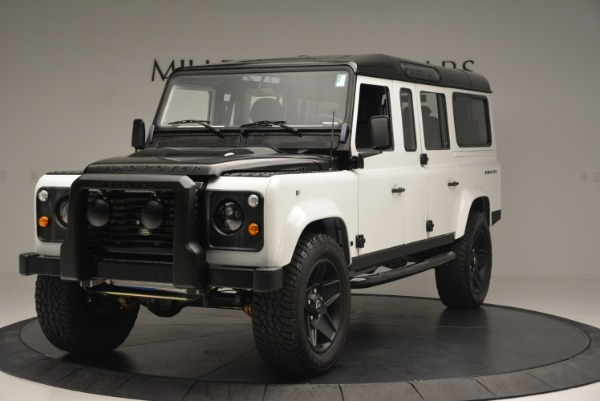 Used 1994 Land Rover Defender 130 Himalaya for sale Sold at Rolls-Royce Motor Cars Greenwich in Greenwich CT 06830 1