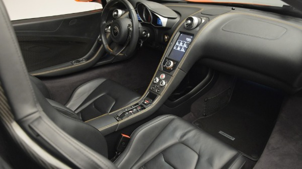 Used 2015 McLaren 650S Spider Convertible for sale Sold at Rolls-Royce Motor Cars Greenwich in Greenwich CT 06830 24