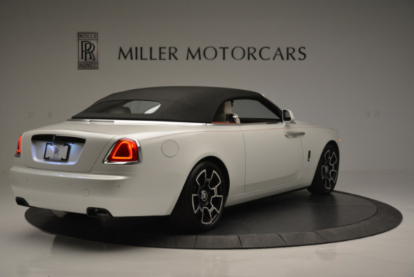 Used 2018 Rolls-Royce Dawn Black Badge for sale Sold at Rolls-Royce Motor Cars Greenwich in Greenwich CT 06830 13