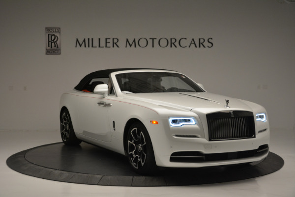 Used 2018 Rolls-Royce Dawn Black Badge for sale Sold at Rolls-Royce Motor Cars Greenwich in Greenwich CT 06830 15