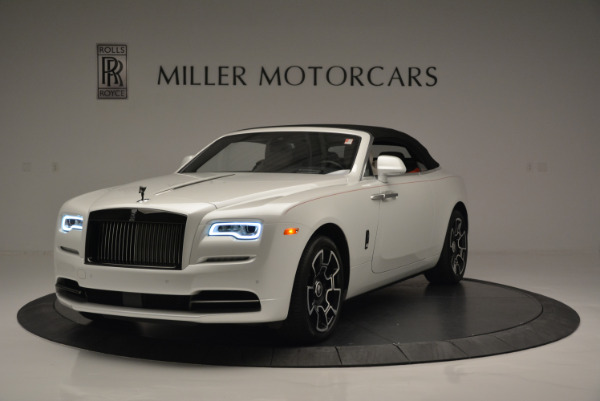 Used 2018 Rolls-Royce Dawn Black Badge for sale Sold at Rolls-Royce Motor Cars Greenwich in Greenwich CT 06830 9