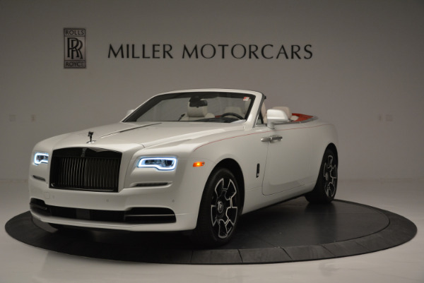 Used 2018 Rolls-Royce Dawn Black Badge for sale Sold at Rolls-Royce Motor Cars Greenwich in Greenwich CT 06830 1