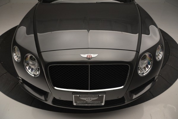 Used 2013 Bentley Continental GT V8 for sale Sold at Rolls-Royce Motor Cars Greenwich in Greenwich CT 06830 13