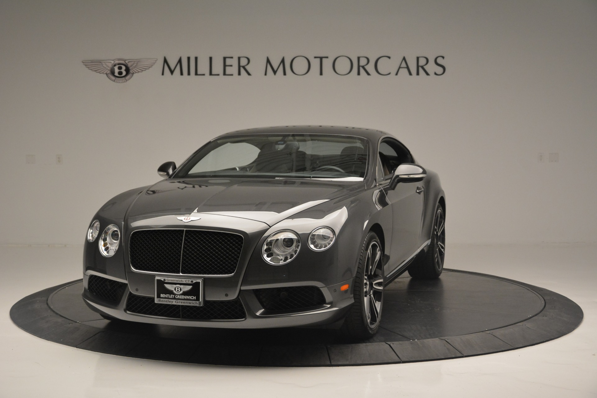 Used 2013 Bentley Continental GT V8 for sale Sold at Rolls-Royce Motor Cars Greenwich in Greenwich CT 06830 1