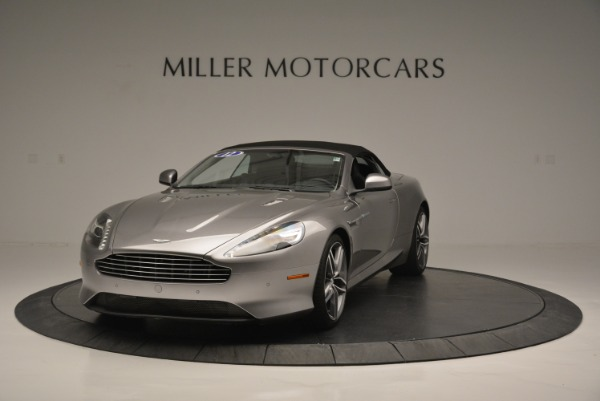 Used 2012 Aston Martin Virage Volante for sale Sold at Rolls-Royce Motor Cars Greenwich in Greenwich CT 06830 13
