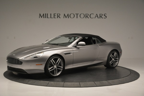 Used 2012 Aston Martin Virage Volante for sale Sold at Rolls-Royce Motor Cars Greenwich in Greenwich CT 06830 14