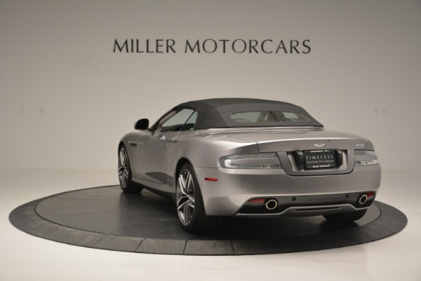 Used 2012 Aston Martin Virage Volante for sale Sold at Rolls-Royce Motor Cars Greenwich in Greenwich CT 06830 17