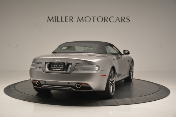 Used 2012 Aston Martin Virage Volante for sale Sold at Rolls-Royce Motor Cars Greenwich in Greenwich CT 06830 19