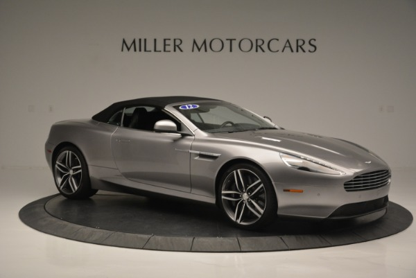 Used 2012 Aston Martin Virage Volante for sale Sold at Rolls-Royce Motor Cars Greenwich in Greenwich CT 06830 22