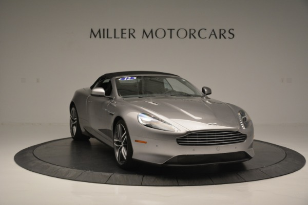 Used 2012 Aston Martin Virage Volante for sale Sold at Rolls-Royce Motor Cars Greenwich in Greenwich CT 06830 23