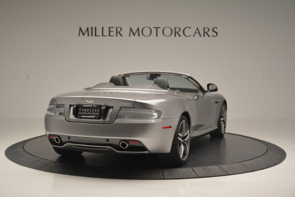 Used 2012 Aston Martin Virage Volante for sale Sold at Rolls-Royce Motor Cars Greenwich in Greenwich CT 06830 7