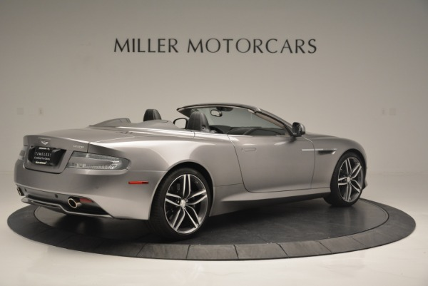 Used 2012 Aston Martin Virage Volante for sale Sold at Rolls-Royce Motor Cars Greenwich in Greenwich CT 06830 8