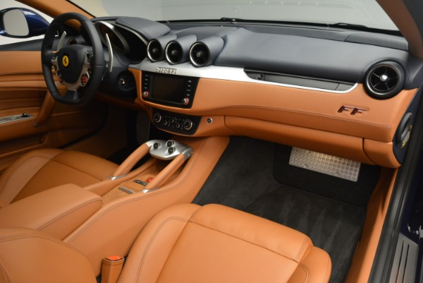 Used 2015 Ferrari FF for sale $165,900 at Rolls-Royce Motor Cars Greenwich in Greenwich CT 06830 18