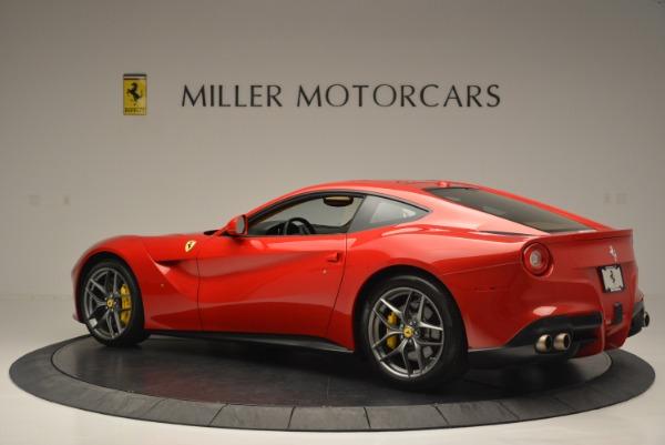 Used 2014 Ferrari F12 Berlinetta for sale Sold at Rolls-Royce Motor Cars Greenwich in Greenwich CT 06830 4