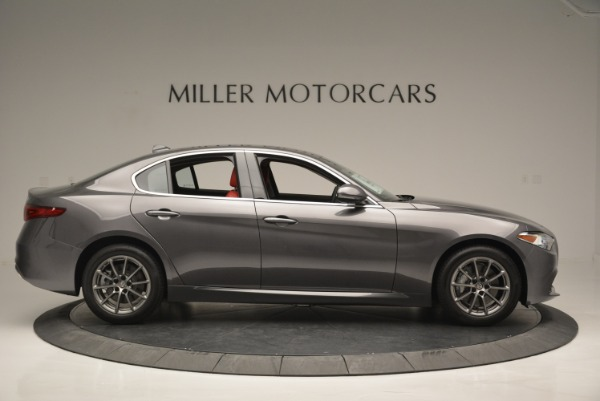New 2018 Alfa Romeo Giulia Q4 for sale Sold at Rolls-Royce Motor Cars Greenwich in Greenwich CT 06830 13
