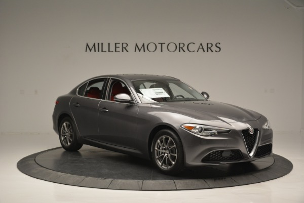New 2018 Alfa Romeo Giulia Q4 for sale Sold at Rolls-Royce Motor Cars Greenwich in Greenwich CT 06830 15