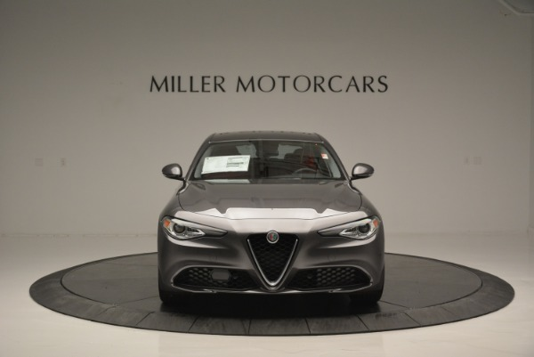 New 2018 Alfa Romeo Giulia Q4 for sale Sold at Rolls-Royce Motor Cars Greenwich in Greenwich CT 06830 17