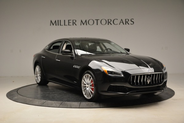 New 2018 Maserati Quattroporte S Q4 GranLusso for sale Sold at Rolls-Royce Motor Cars Greenwich in Greenwich CT 06830 11