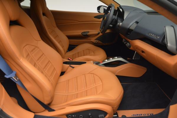 Used 2018 Ferrari 488 GTB for sale Sold at Rolls-Royce Motor Cars Greenwich in Greenwich CT 06830 18