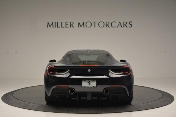 Used 2018 Ferrari 488 GTB for sale Sold at Rolls-Royce Motor Cars Greenwich in Greenwich CT 06830 6