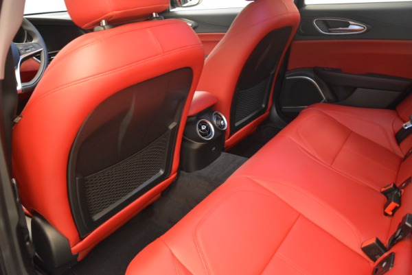 New 2018 Alfa Romeo Giulia Q4 for sale Sold at Rolls-Royce Motor Cars Greenwich in Greenwich CT 06830 16