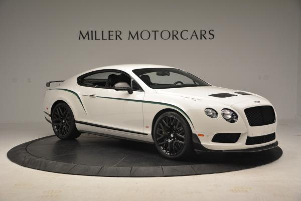 Used 2015 Bentley GT GT3-R for sale Sold at Rolls-Royce Motor Cars Greenwich in Greenwich CT 06830 14