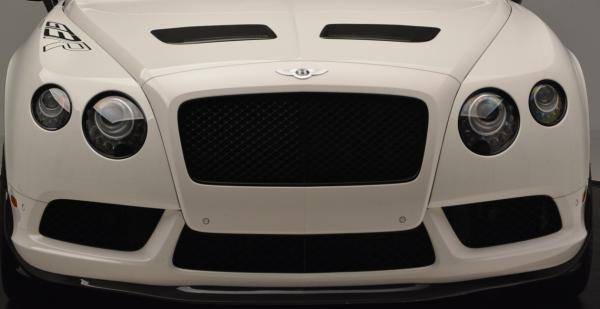 Used 2015 Bentley GT GT3-R for sale Sold at Rolls-Royce Motor Cars Greenwich in Greenwich CT 06830 17