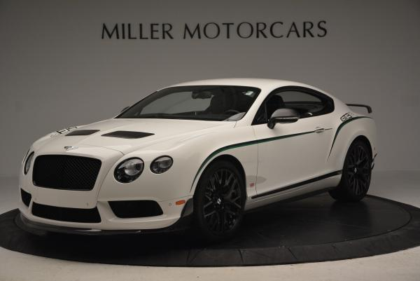 Used 2015 Bentley GT GT3-R for sale Sold at Rolls-Royce Motor Cars Greenwich in Greenwich CT 06830 2