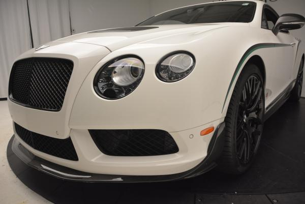 Used 2015 Bentley GT GT3-R for sale Sold at Rolls-Royce Motor Cars Greenwich in Greenwich CT 06830 21