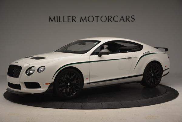 Used 2015 Bentley GT GT3-R for sale Sold at Rolls-Royce Motor Cars Greenwich in Greenwich CT 06830 3