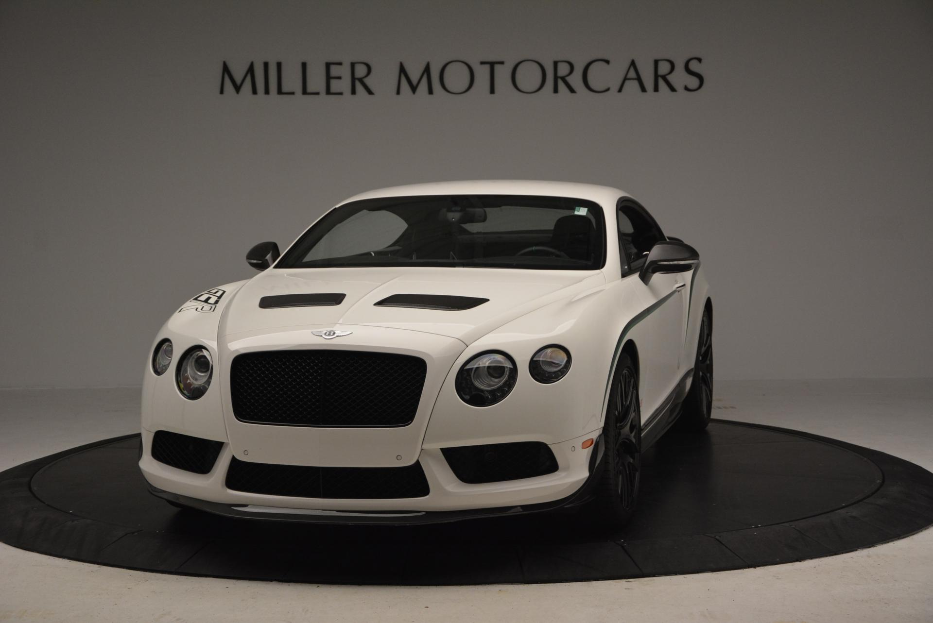 Used 2015 Bentley GT GT3-R for sale Sold at Rolls-Royce Motor Cars Greenwich in Greenwich CT 06830 1