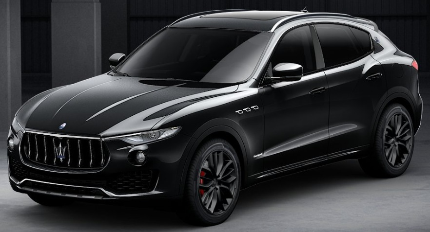 New 2018 Maserati Levante S for sale Sold at Rolls-Royce Motor Cars Greenwich in Greenwich CT 06830 1