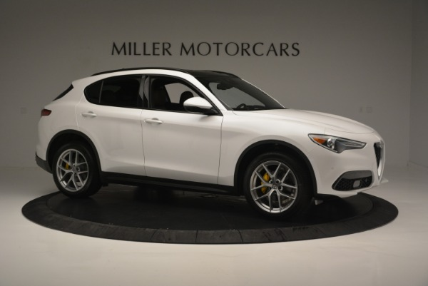 Used 2018 Alfa Romeo Stelvio Ti Sport Q4 for sale $36,900 at Rolls-Royce Motor Cars Greenwich in Greenwich CT 06830 10