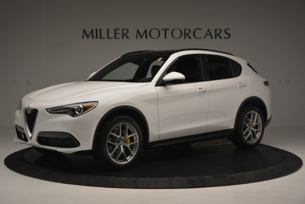 Used 2018 Alfa Romeo Stelvio Ti Sport Q4 for sale $36,900 at Rolls-Royce Motor Cars Greenwich in Greenwich CT 06830 2