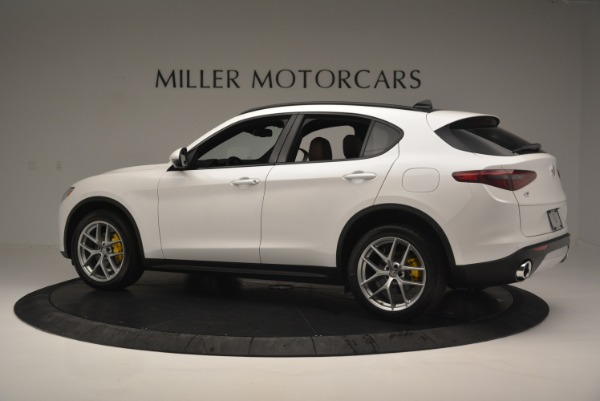 Used 2018 Alfa Romeo Stelvio Ti Sport Q4 for sale $36,900 at Rolls-Royce Motor Cars Greenwich in Greenwich CT 06830 4