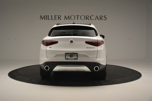 Used 2018 Alfa Romeo Stelvio Ti Sport Q4 for sale $36,900 at Rolls-Royce Motor Cars Greenwich in Greenwich CT 06830 6