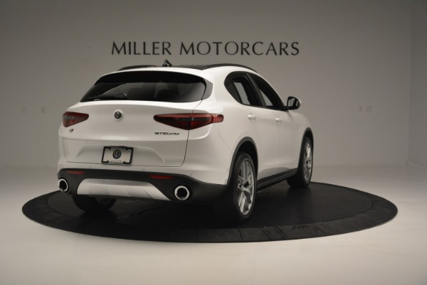 Used 2018 Alfa Romeo Stelvio Ti Sport Q4 for sale $36,900 at Rolls-Royce Motor Cars Greenwich in Greenwich CT 06830 7