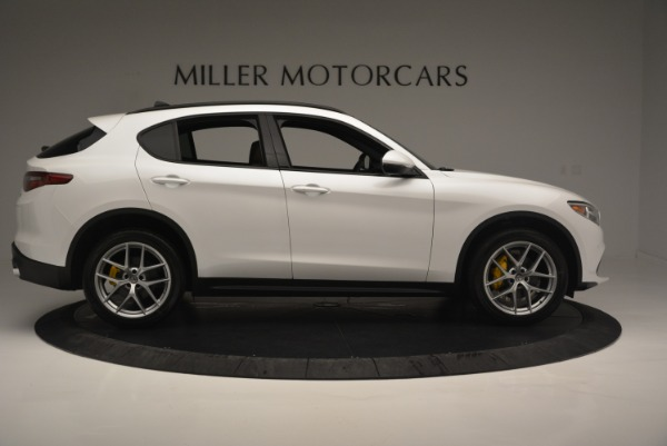 Used 2018 Alfa Romeo Stelvio Ti Sport Q4 for sale $36,900 at Rolls-Royce Motor Cars Greenwich in Greenwich CT 06830 9