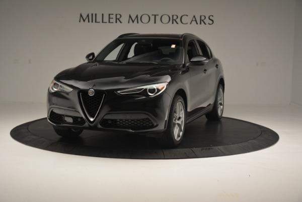 New 2018 Alfa Romeo Stelvio Ti Sport Q4 for sale Sold at Rolls-Royce Motor Cars Greenwich in Greenwich CT 06830 2