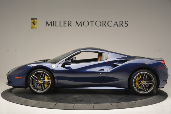 Used 2016 Ferrari 488 Spider for sale Sold at Rolls-Royce Motor Cars Greenwich in Greenwich CT 06830 15