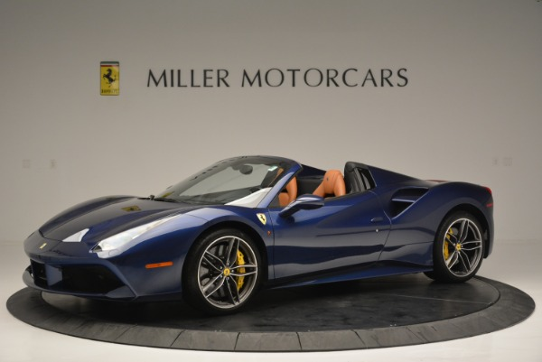 Used 2016 Ferrari 488 Spider for sale Sold at Rolls-Royce Motor Cars Greenwich in Greenwich CT 06830 2