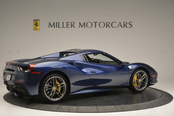 Used 2016 Ferrari 488 Spider for sale Sold at Rolls-Royce Motor Cars Greenwich in Greenwich CT 06830 20