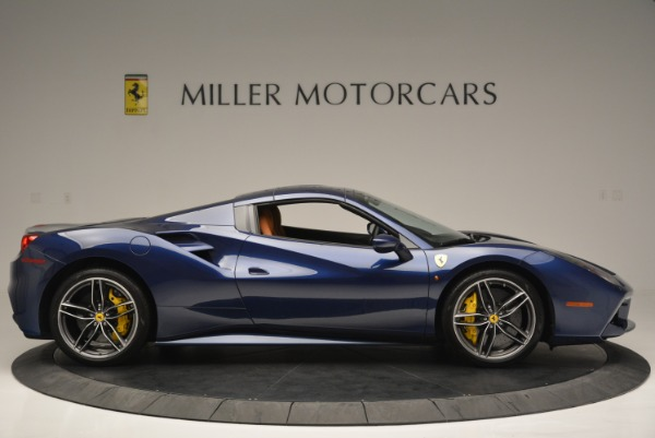 Used 2016 Ferrari 488 Spider for sale Sold at Rolls-Royce Motor Cars Greenwich in Greenwich CT 06830 21