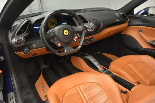 Used 2016 Ferrari 488 Spider for sale Sold at Rolls-Royce Motor Cars Greenwich in Greenwich CT 06830 25